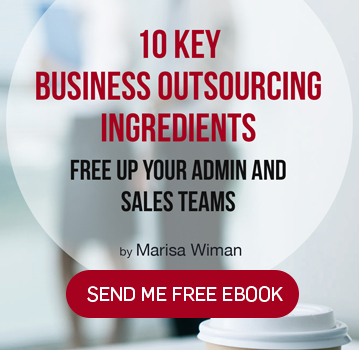 10 key business outsourcing ingredients - ebook